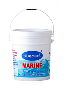 Bluecoat Marine Fast Setting Water Resistant Adhesive Synthetic Wood Adhesive Wood Working Adhesive Adhesives